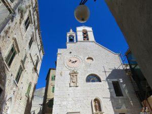 Church of St. Barbara Sibenik