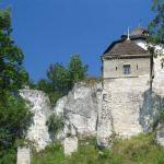 Ojcow Castle Poland