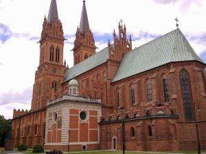 Basilica Cathedral of the St. Mary Assumption Wloclawek