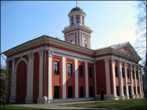 Jelgava History and Art Museum G. Elias