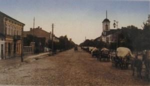 Suwalki Old Street