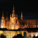 Prague Castle District and Hradcany