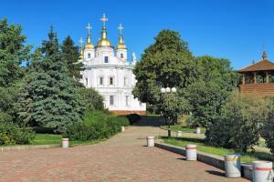 Assumption Cathedral Poltava Ukraine
