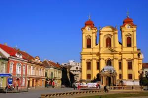 Roman Catholic Cathedral Timisoara