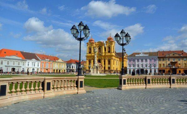 Timisoara Romania Guide
