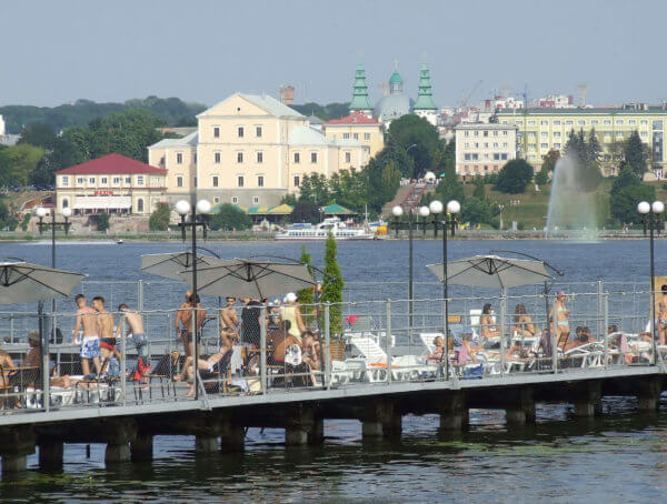 Ternopil Ukraine Guide