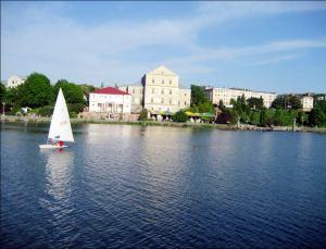 Ternopil Old Castle