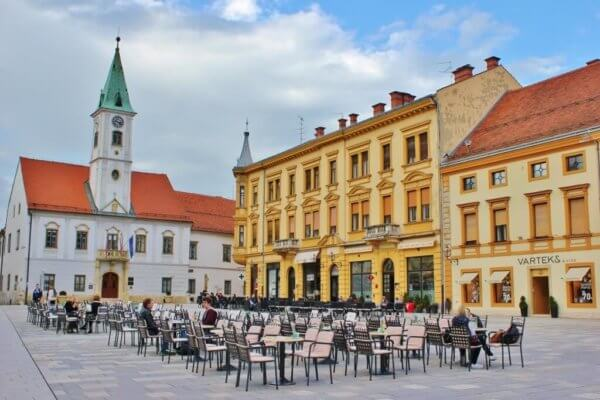 Varazdin Croatia Guide