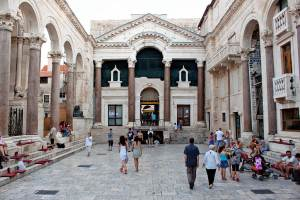 Palace of Diocletian Split