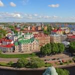 Vyborg Russia Travel Guide
