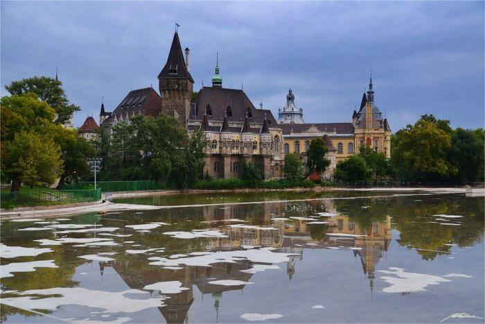 Varosliget Budapest