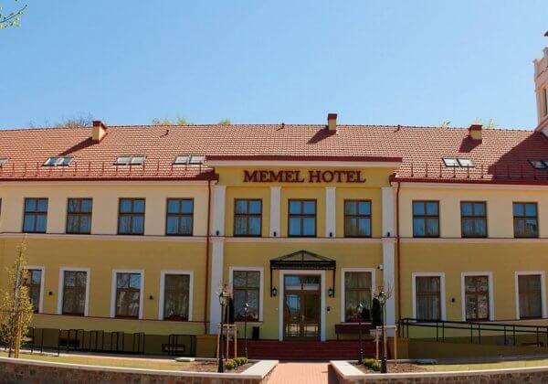 We Recommend Hotel Memel In Klaipeda