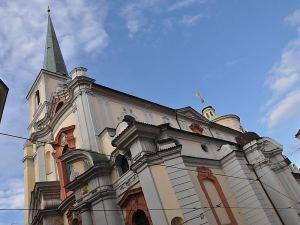 Church Of St. Thomas Prague Little Quarter