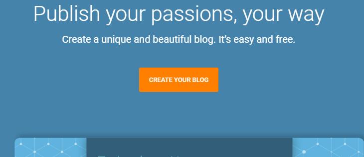 Blogger.com or Blogspot.com