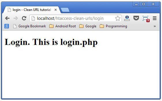 Apache  htaccess Rewriterule Examples with PHP for Clean URLs
