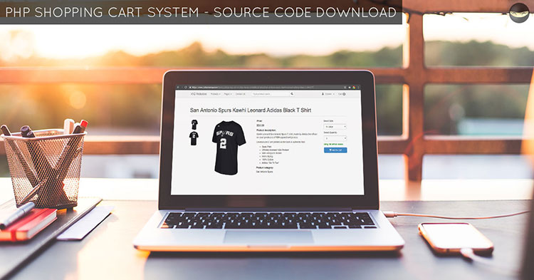 php-shopping-cart-source-code-download