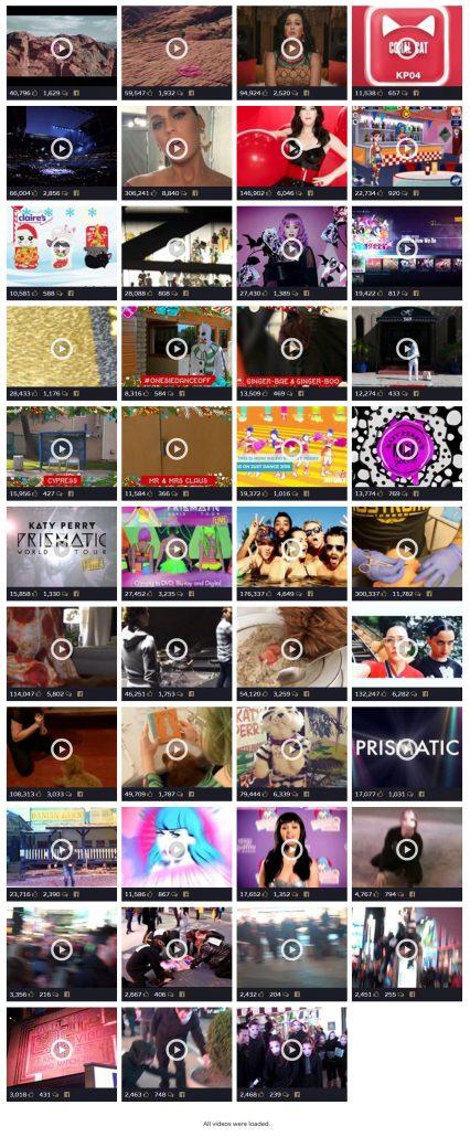 dsm facebook videos wordpress plugin display list of videos