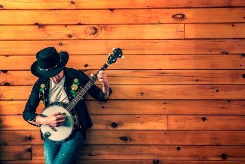 outgoing musician
