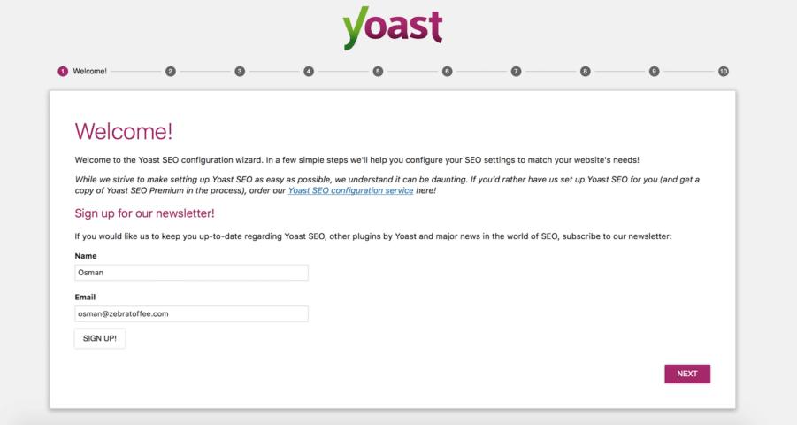 Yoast SEO 4