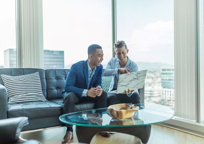 personal finance header