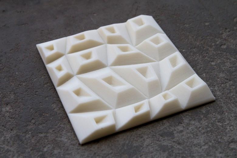 Parametric tiles with Sverchok