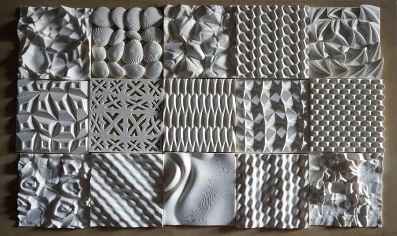 Parametric panels with Sverchok