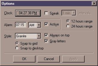 Alarm Clock Java Code Unique Alarm Clock