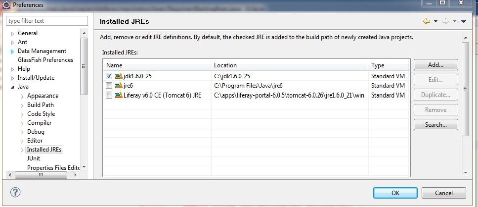 java runtime environment 1.6 for windows 7 64 bit