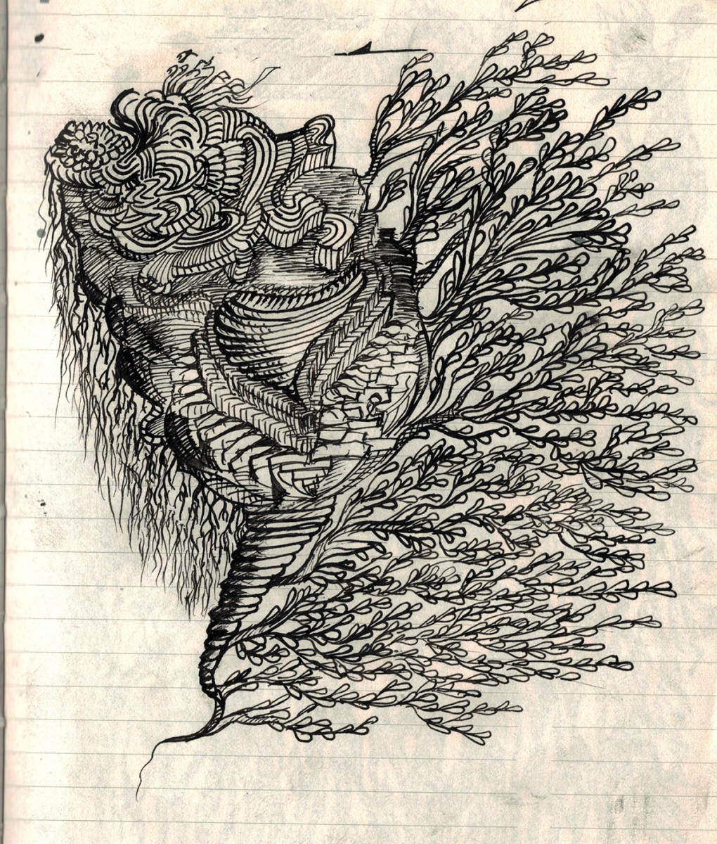 Doodle Tuesday: Concept of a Tree