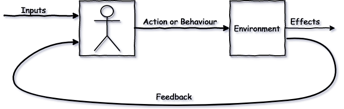 feedback-loop 15 Best Ways To Give, Ask For And Receive Feedback work environment people learning leadership career behaviour advice