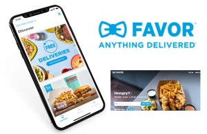 | favor delivery promo code