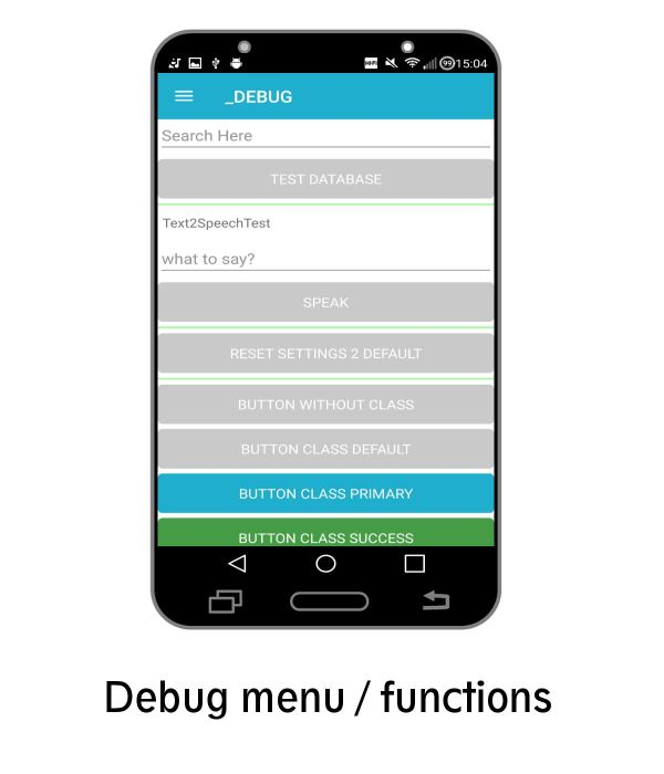 Cross Platform Xamarin App Template Codester