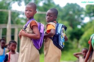 Donate School Backpacks