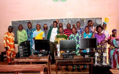 Benin Solar Panel Update