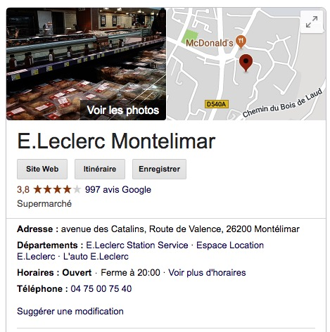 Google Business Local