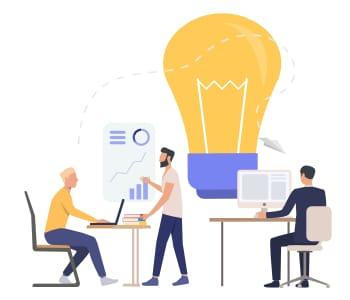 startup communiquer