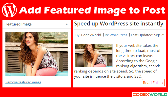 add-featured-image-or-thumbnail-to-wordpress-post-by-codexworld