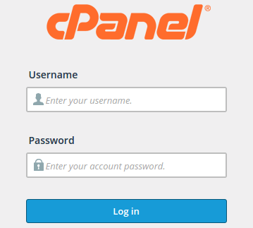 cpanel-login-by-codexworld