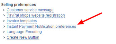 Ipn notification url magyarul