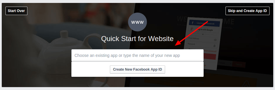 facebook-app-creation-tutorial-application-name-by-codexworld