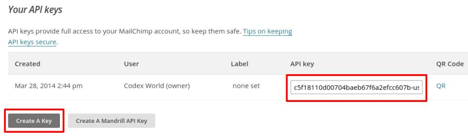 add-subscriber-to-list-mailchimp-api-key-codexworld