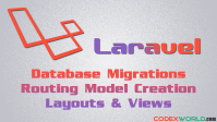 laravel-basic-tutorial-database-model-routing-layouts-views-codexworld