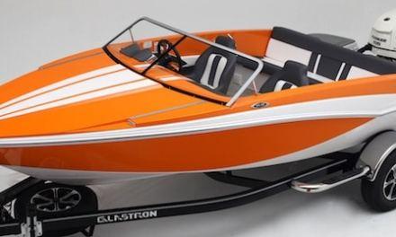 Quand le bateau à moteur s'inspire de l'automobile…