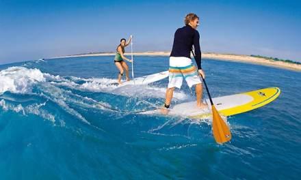 Et si le stand up paddle était le «nautisme» de demain ?