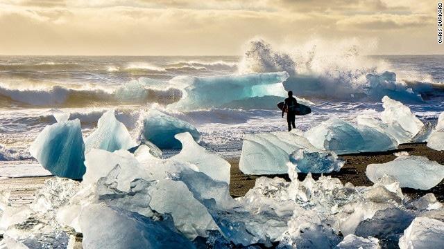 Arctic swell. Quand le surf change de paradigme