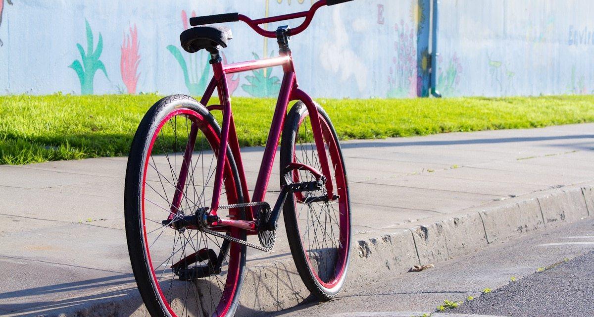 Levi's exploite une autre idée du vélo
