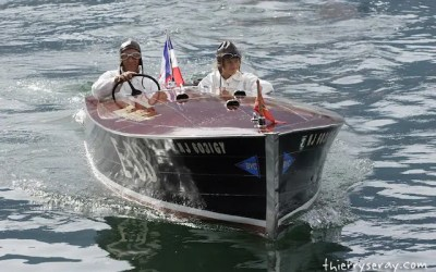 Un bateau comme un rêve de gosse