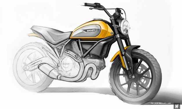 Comment designers et autres stylistes réinventent la moto…