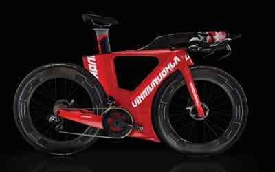 Triathlon, cyclisme, innovation.