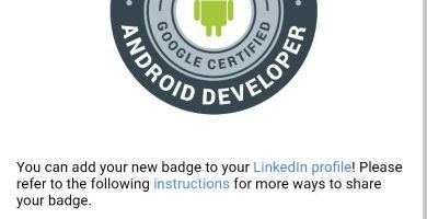 certificacion android